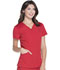 Photograph of Break on Through Women's V-Neck Top Red HS650-RDHH