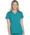 Photograph of Break on Through Women's V-Neck Top Blue HS650-TEAH