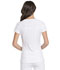 Photograph of Love Always Women's Zip Front V-Neck Top White HS655-WTPS