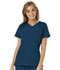 Photograph of Break on Through Women's Love 2 Love U V-Neck Top Blue HS660-CABH