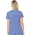 Photograph of Break on Through Women's V-Neck Top Blue HS660-CILH