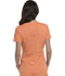 Photograph of Break on Through Women's V-Neck Top Orange HS660-COPH