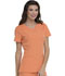 Photograph of Break on Through Women's Love 2 Love U V-Neck Top Orange HS660-COPH