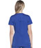 Photograph of Break on Through Women's Love 2 Love U V-Neck Top Blue HS660-GLXH