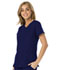 Photograph of Break on Through Women's Love 2 Love U V-Neck Top Blue HS660-NAYH