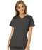 Photograph of Break on Through Women's V-Neck Top Gray HS660-PEWH