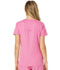 Photograph of Break on Through Women's Love 2 Love U V-Neck Top Pink HS660-PNKH