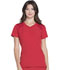 Photograph of Break on Through Women's Love 2 Love U V-Neck Top Red HS660-RDHH