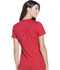 Photograph of Break on Through Women V-Neck Top Red HS660-RDHH