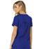 Photograph of Break on Through Women's Love 2 Love U V-Neck Top Blue HS660-ROYH