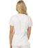 Photograph of Break on Through Women's V-Neck Top White HS660-WHIH
