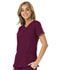 Photograph of Break on Through Women's V-Neck Top Red HS660-WINH
