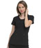 Photograph of Love Always Women's Serenity V-Neck Top Black HS665-BAPS