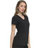 Photograph of Love Always Women's V-Neck Top Black HS665-BAPS