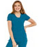 Photograph of Love Always Women's V-Neck Top Blue HS665-CAPS