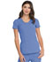 Photograph of Love Always Women's V-Neck Top Blue HS665-CIPS
