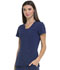 Photograph of Love Always Women's Serenity V-Neck Top Blue HS665-NYPS