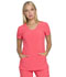 Photograph of Love Always Women's V-Neck Top Pink HS665-PEPO