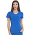Photograph of Love Always Women's V-Neck Top Blue HS665-RYPS