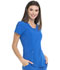Photograph of Love Always Women's Serenity V-Neck Top Blue HS665-RYPS