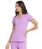 Photograph of Love Always Women's V-Neck Top Purple HS665-STIL