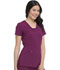 Photograph of Love Always Women's V-Neck Top Red HS665-WNPS