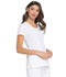 Photograph of Love Always Women's V-Neck Top White HS665-WTPS