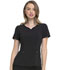 Photograph of Love Always Women's Lovely V-Neck Top Black HS670-BAPS