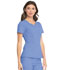 Photograph of Love Always Women V-Neck Top Blue HS670-CIPS