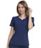 Photograph of Love Always Women's Lovely V-Neck Top Blue HS670-NYPS