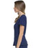 Photograph of Love Always Women's V-Neck Top Blue HS670-NYPS