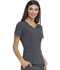 Photograph of Love Always Women's V-Neck Top Gray HS670-PWPS