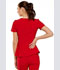 Photograph of Love Always Women's Lovely V-Neck Top Red HS670-RED