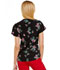 Photograph of HeartSoul Prints Women's Round Neck Top Rose Garden HS685-ROSG