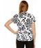Photograph of HeartSoul Prints Women's Round Neck Top Wild In Love HS685-WIIN