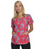 Photograph of HeartSoul Prints Women's Round Neck Top Festival Floral HS686-FEFS