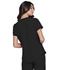 Photograph of Break on Through Women's V-Neck Top Black HS710-BCKH