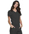 Photograph of Break on Through Women V-Neck Top Gray HS710-PEWH