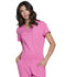Photograph of Break on Through Women Tuckable V-Neck Top Pink HS710-PNKH