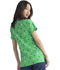 Photograph of HeartSoul Prints Women V-Neck Top Check Out My Love HS720-CKMV