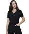 Photograph of Love Always Women's V-Neck Top Black HS725-BAPS