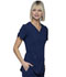 Photograph of Love Always Women's V-Neck Top Blue HS725-NYPS