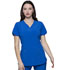 Photograph of Love Always Women's V-Neck Top Blue HS725-RYPS