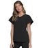 Photograph of Love Always Women's V-Neck Top Black HS735-BAPS