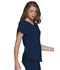 Photograph of Love Always Women's V-Neck Top Blue HS735-NYPS
