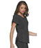 Photograph of Love Always Women's V-Neck Top Gray HS735-PWPS