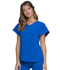 Photograph of Love Always Women's V-Neck Top Blue HS735-RYPS