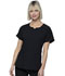 Photograph of Break on Through Women's Round Neck Top Black HS745-BCKH