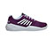 Photograph of K-Swiss Women's INFINITEFUN Grape Juice, White INFINITEFUN-GJWH