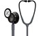 Photograph of student lightweight Unisex Classic III Monitoring Stethoscope Pop Gray L5873SM-GRY
